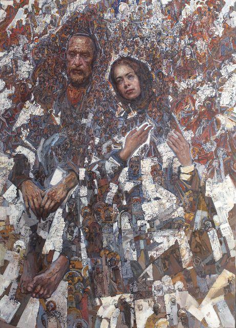 In Their Memories by  Daud Akhriev - Masterpiece Online