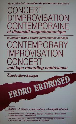Cont. Improv Concert ... by    - Masterpiece Online