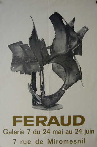 Exhibition - Feraud -... by  Alber Feraud - Masterpiece Online