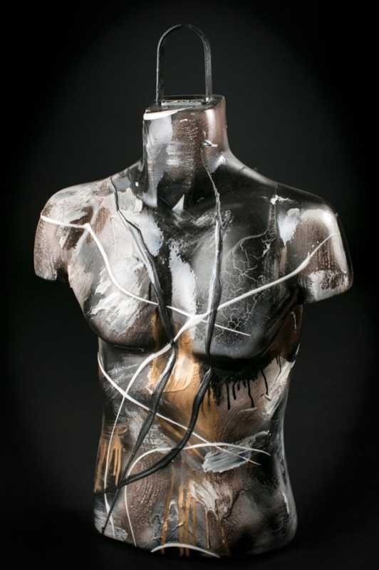 MNQ bronze by  Lisabel  - Masterpiece Online