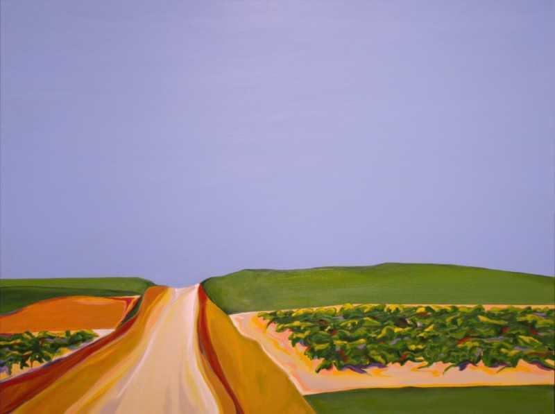 Over The Rise  by  Vito Antonio Ferrante