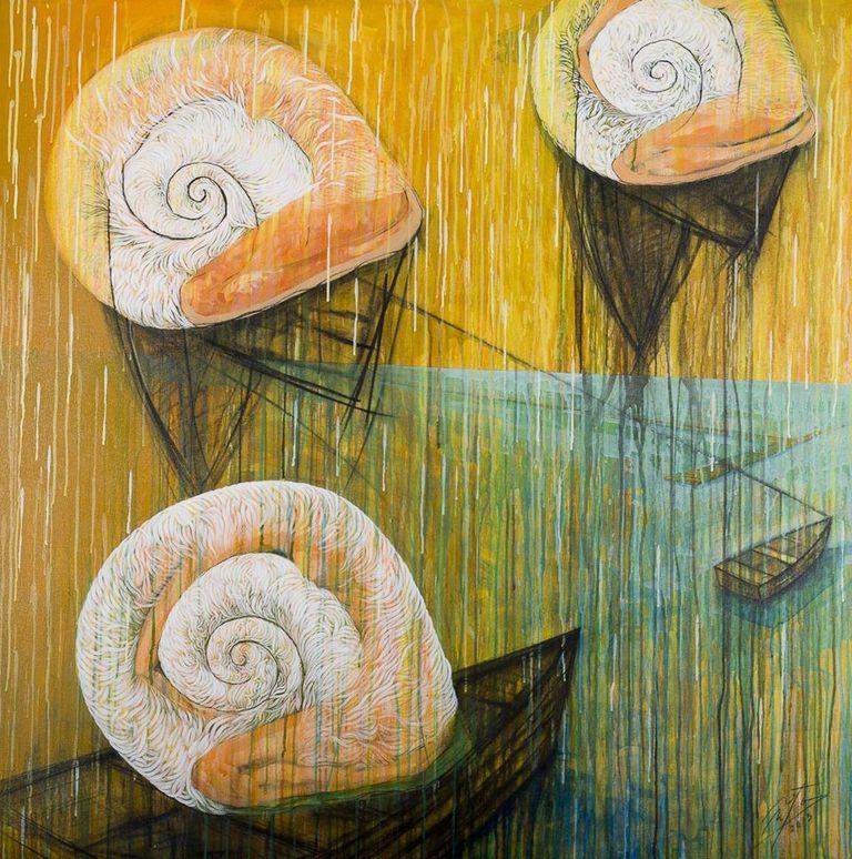 SUENO CON PUERTOS by Mr. MIGUEL ANGEL MENDEZ - Masterpiece Online