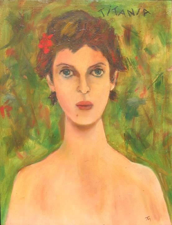 Titania by  Tom Maley - Masterpiece Online