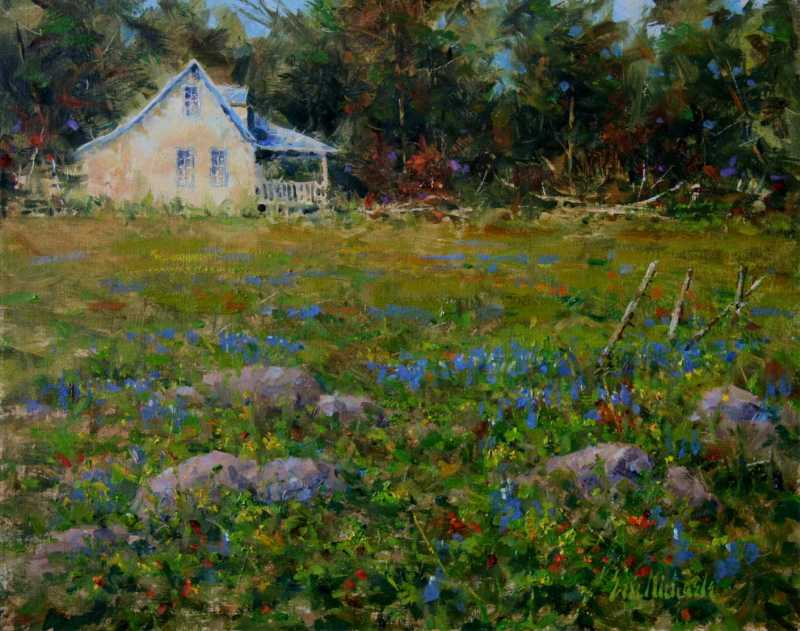 HIll Country Cottage by Mr Eric Michaels - Masterpiece Online