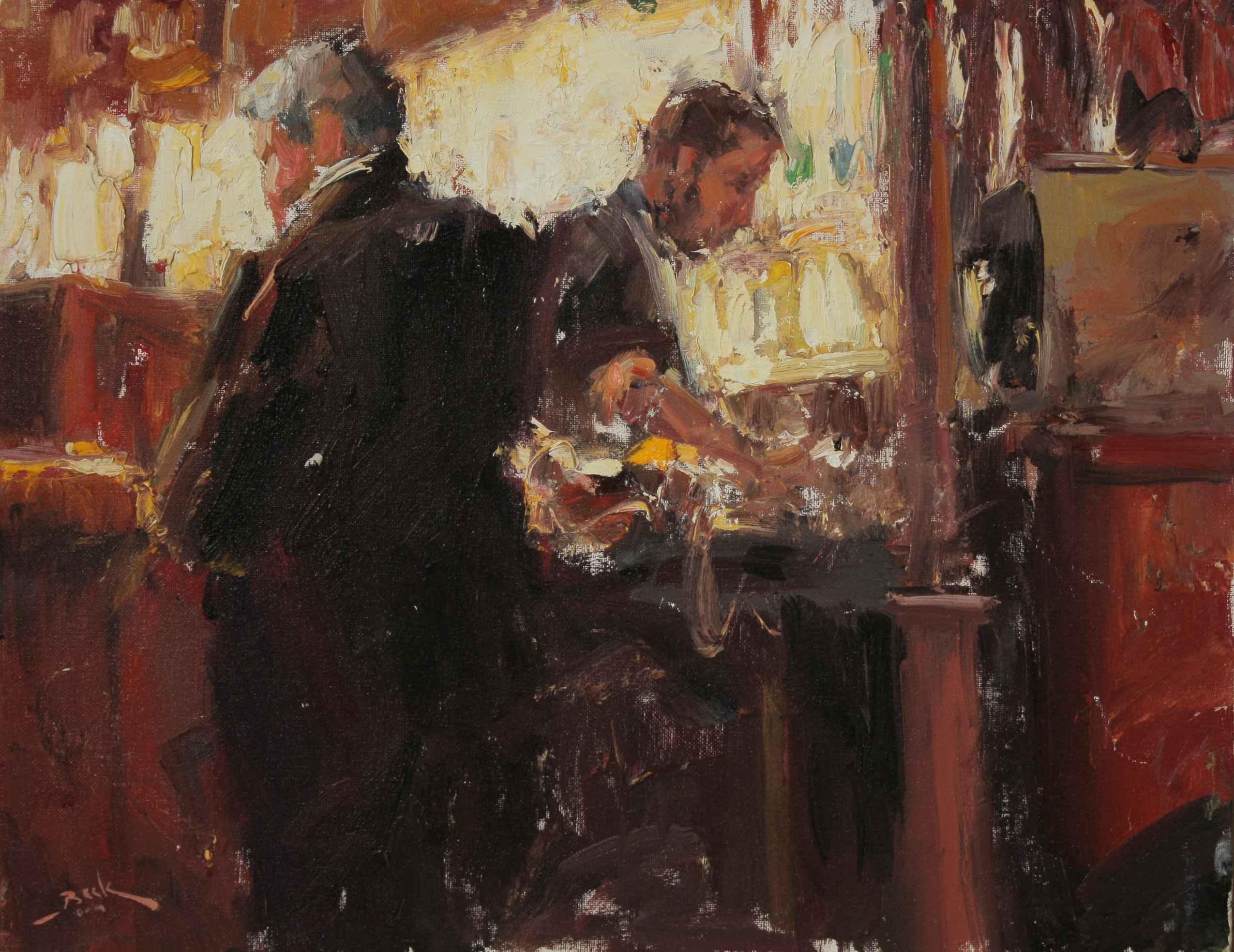Drinks by  Dan Beck - Masterpiece Online