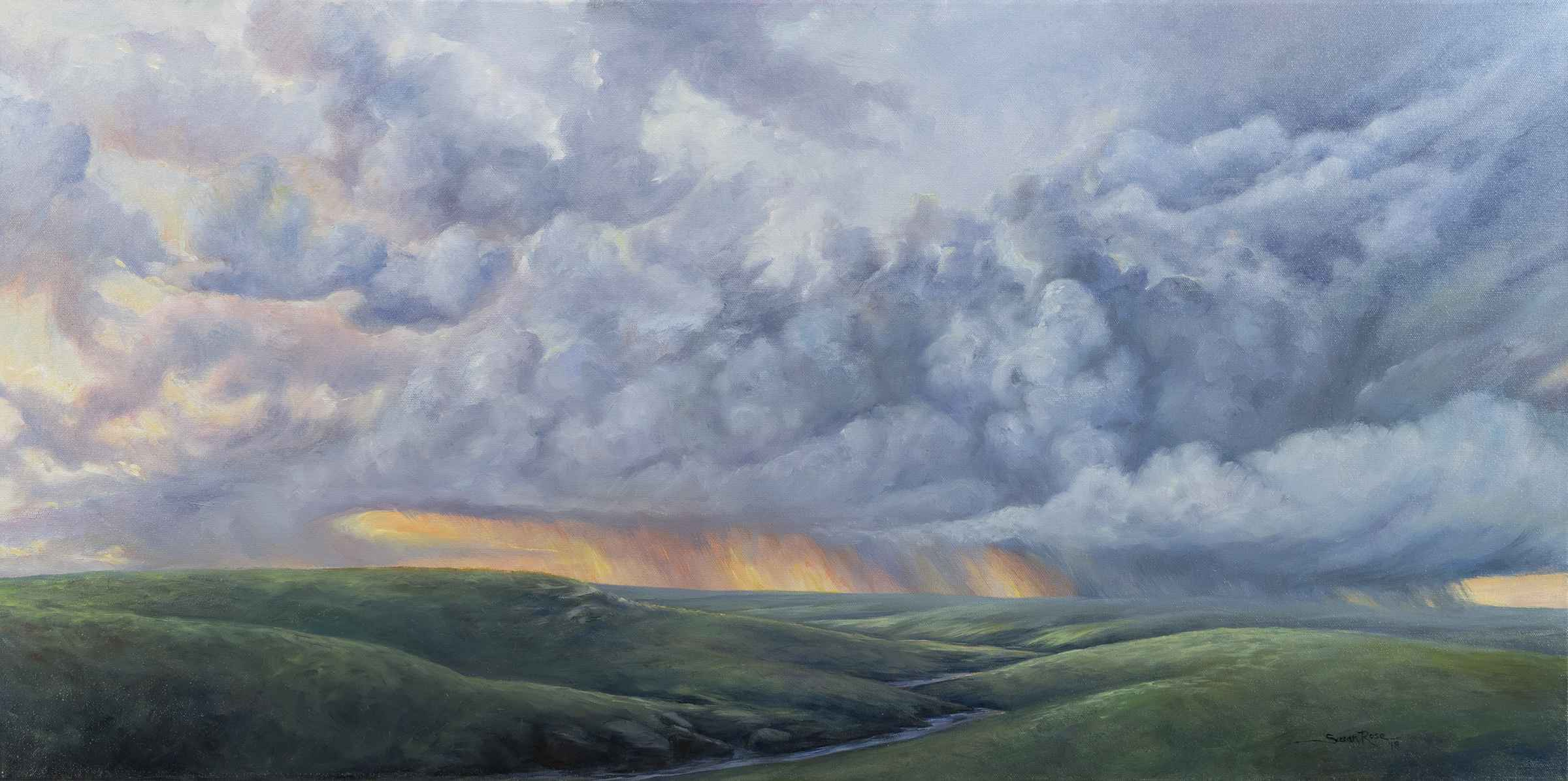 Morning Blessings by  Susan Rose - Masterpiece Online