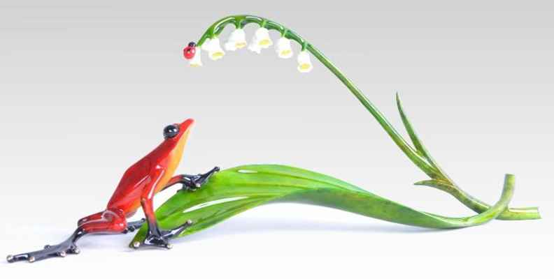Lily of the Valley by  Tim Cotterill, The Frogman - Masterpiece Online