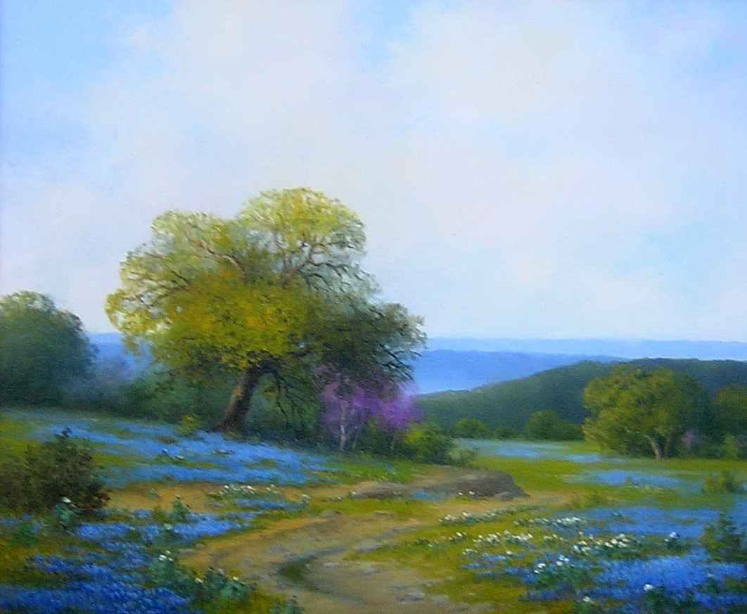 Early Texas Spring by Mrs Milbie Benge - Masterpiece Online