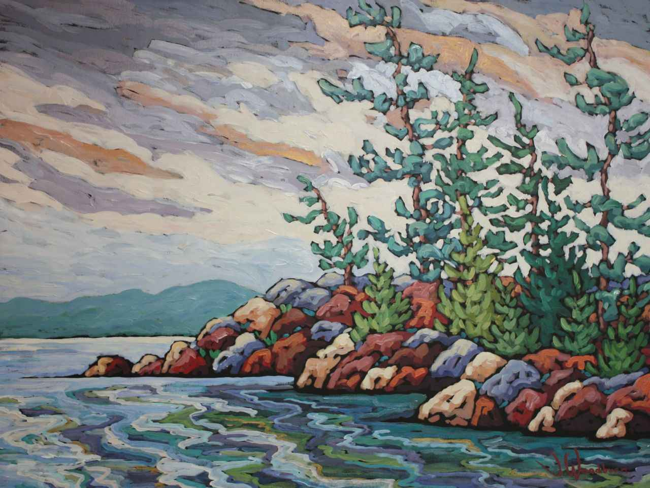 Dreaming of Summer by Ms Jennifer Woodburn - Masterpiece Online