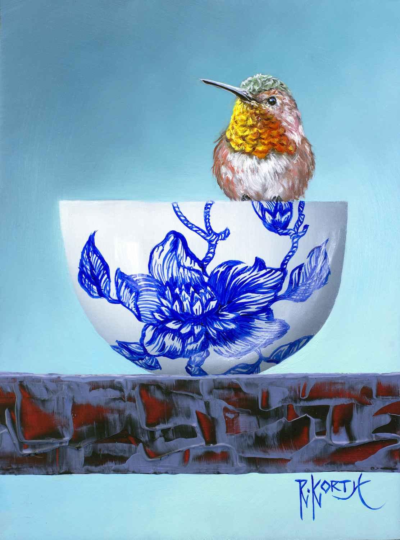 Hummingbird & Delft