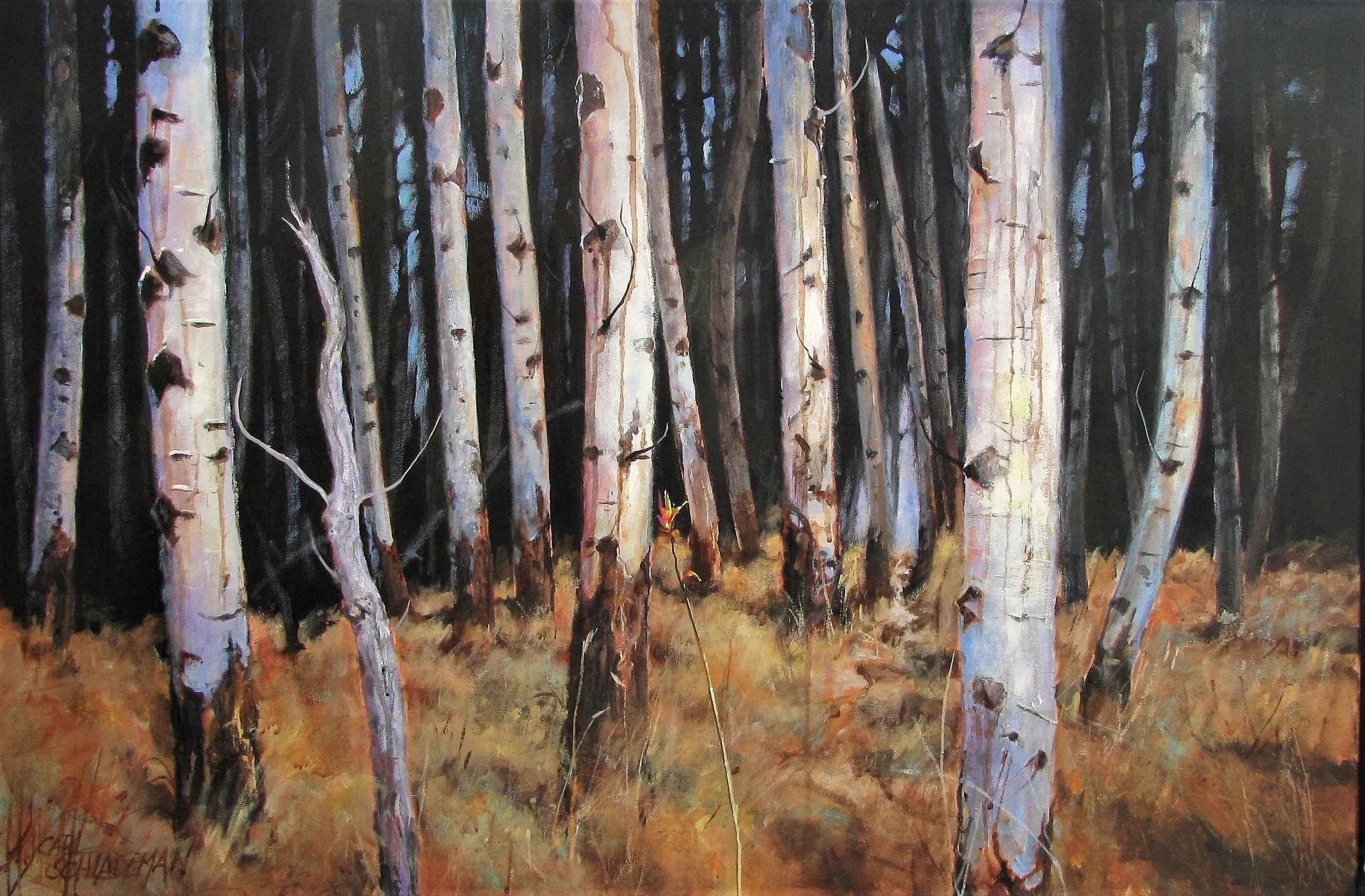 In the Distance by  Carl Schlademan - Masterpiece Online