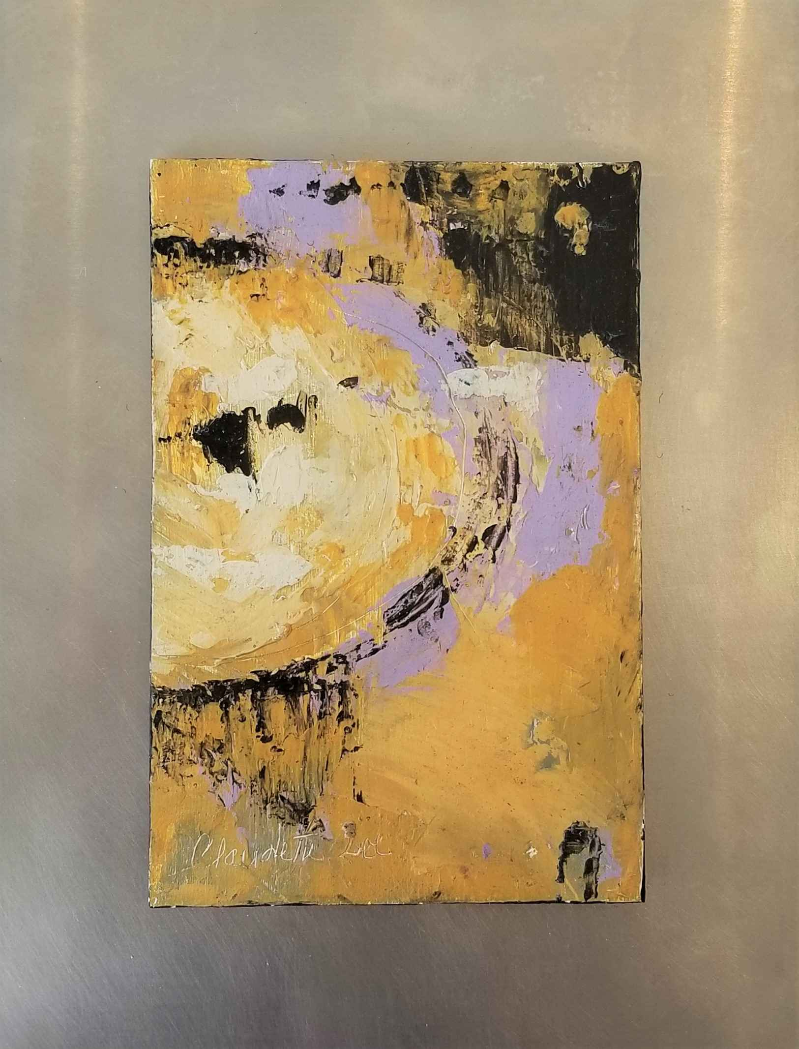 Abstract 2 by  Claudette Lee-Roseland - Masterpiece Online