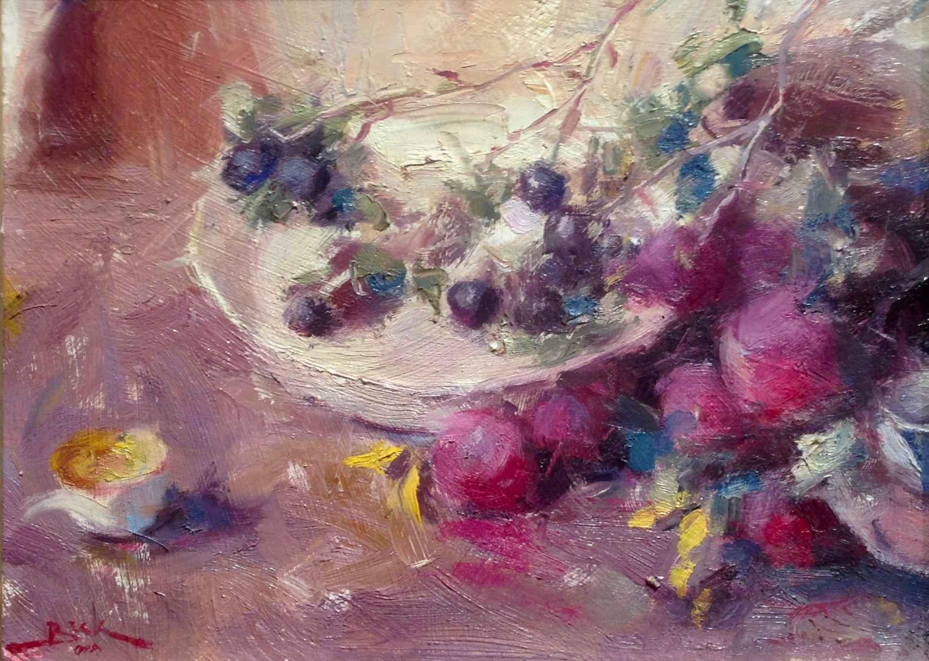 Purple by  Dan Beck - Masterpiece Online