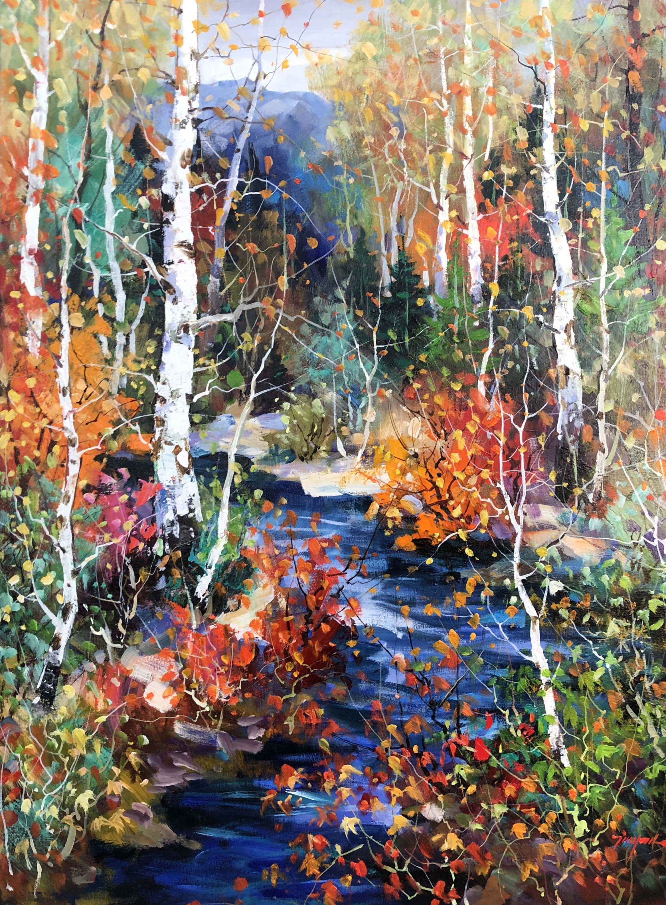 Impression of Nature by  Tinyan Chan - Masterpiece Online