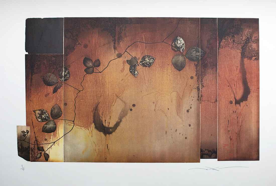 Leafy Shade XVIII by  Shinko Araki - Masterpiece Online