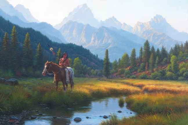 Searching For The Ete... by  Mark Keathley - Masterpiece Online