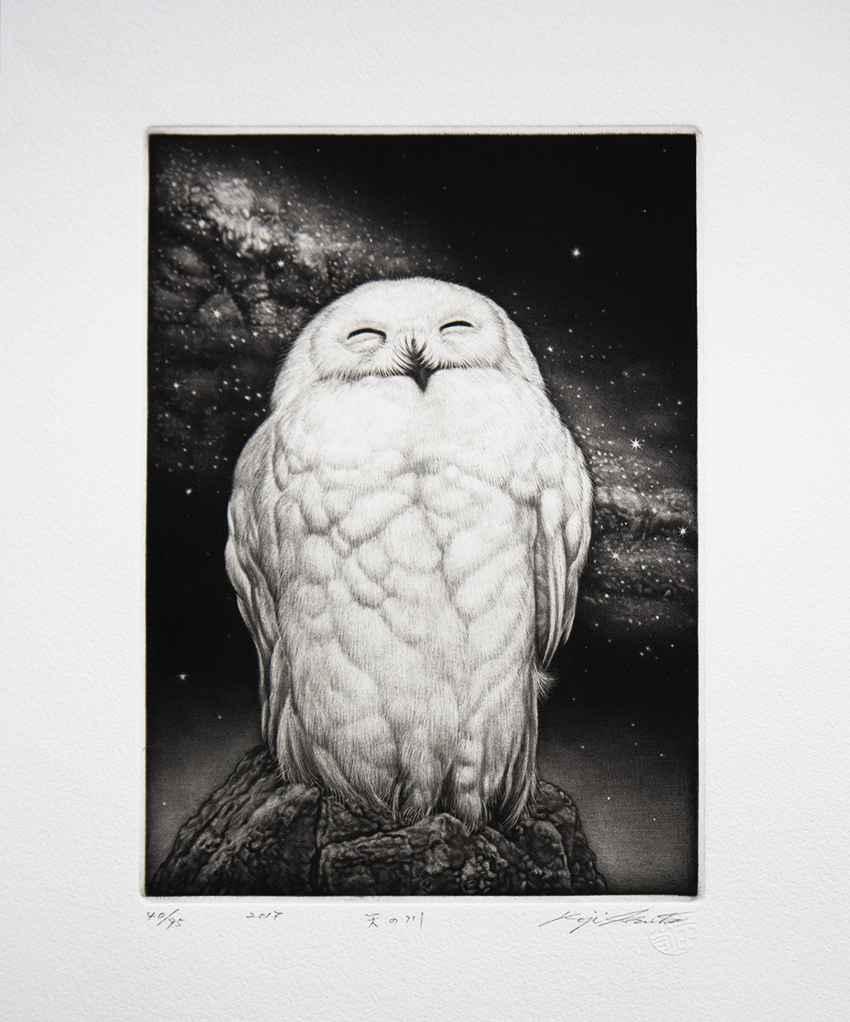 Milky way by  Koji Ikuta - Masterpiece Online