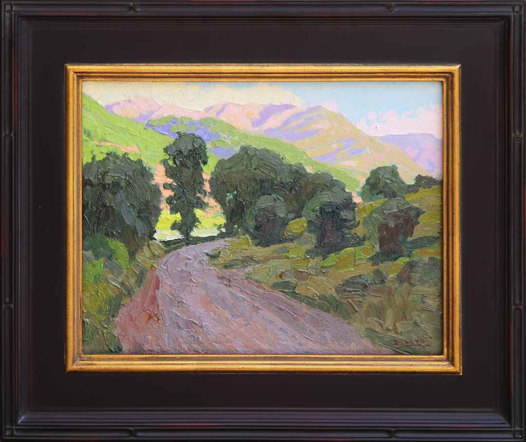 Old Road To Ouray - S... by Mr. Billyo O'Donnell - Masterpiece Online