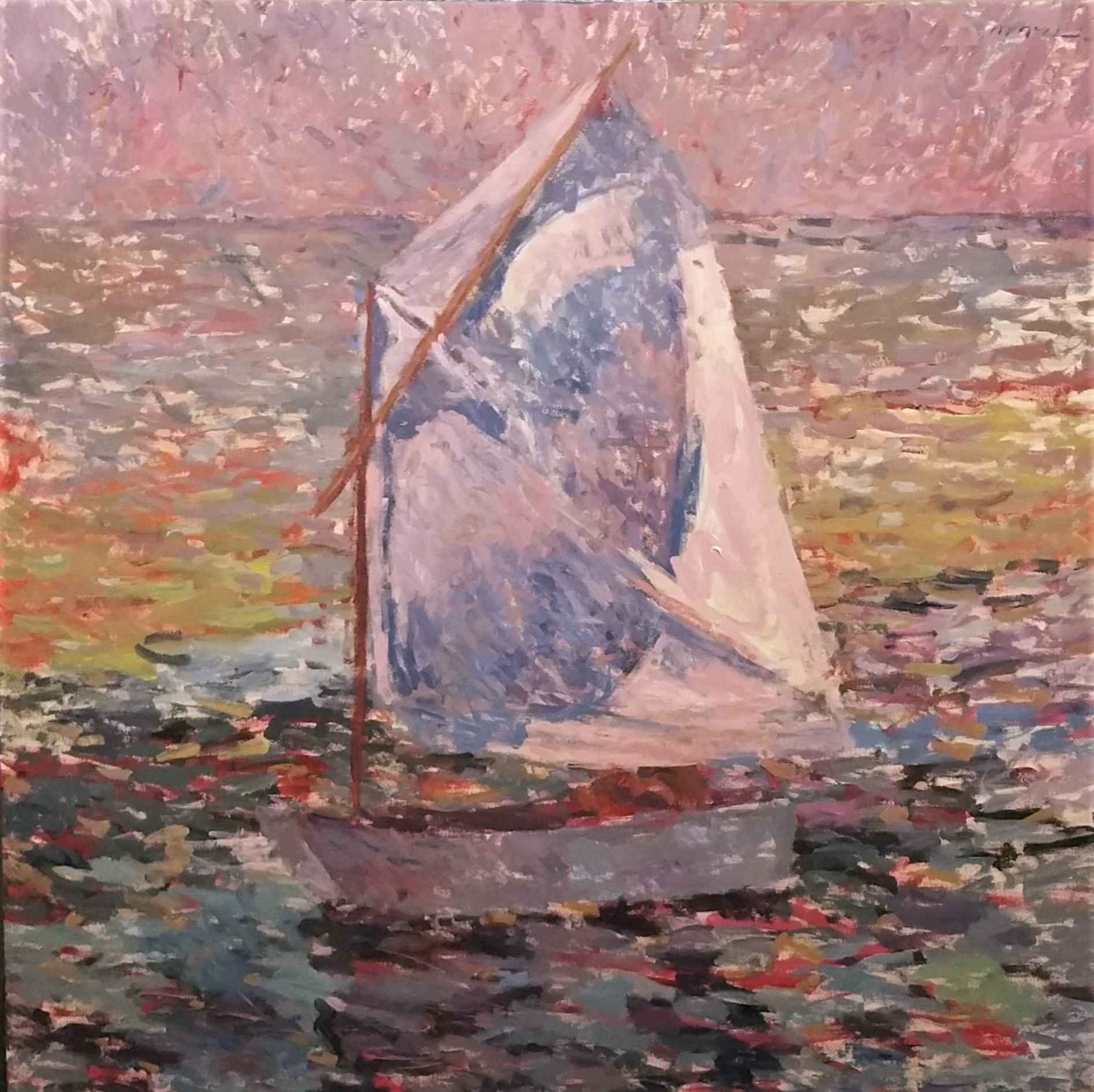 Sail by  M.T. McClanahan - Masterpiece Online