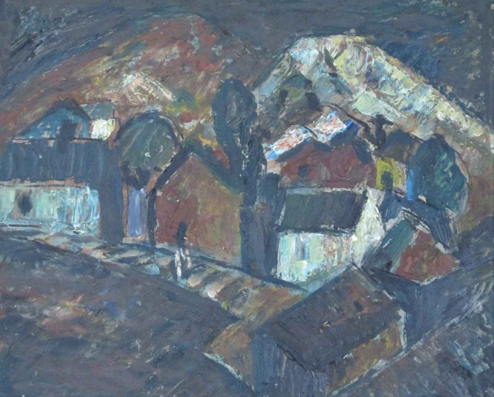 Unknown (Landscape) by  Charles Heaney - Masterpiece Online