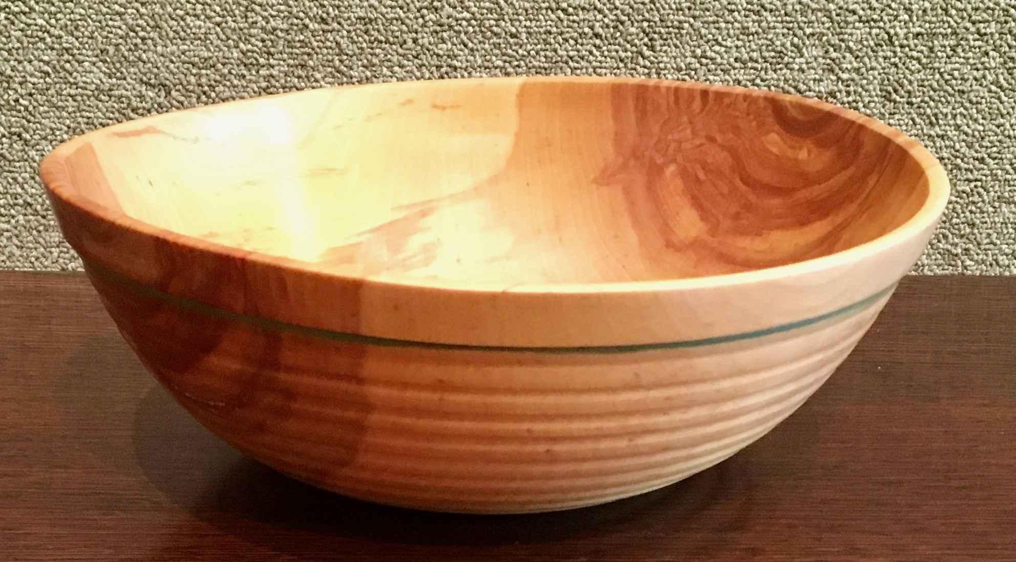 Birch Bowl #479 by Mr. Santiago Tolman - Masterpiece Online