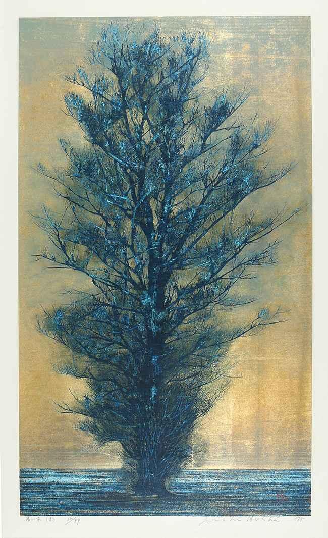 High Tree (Blue) by  Joichi Hoshi - Masterpiece Online