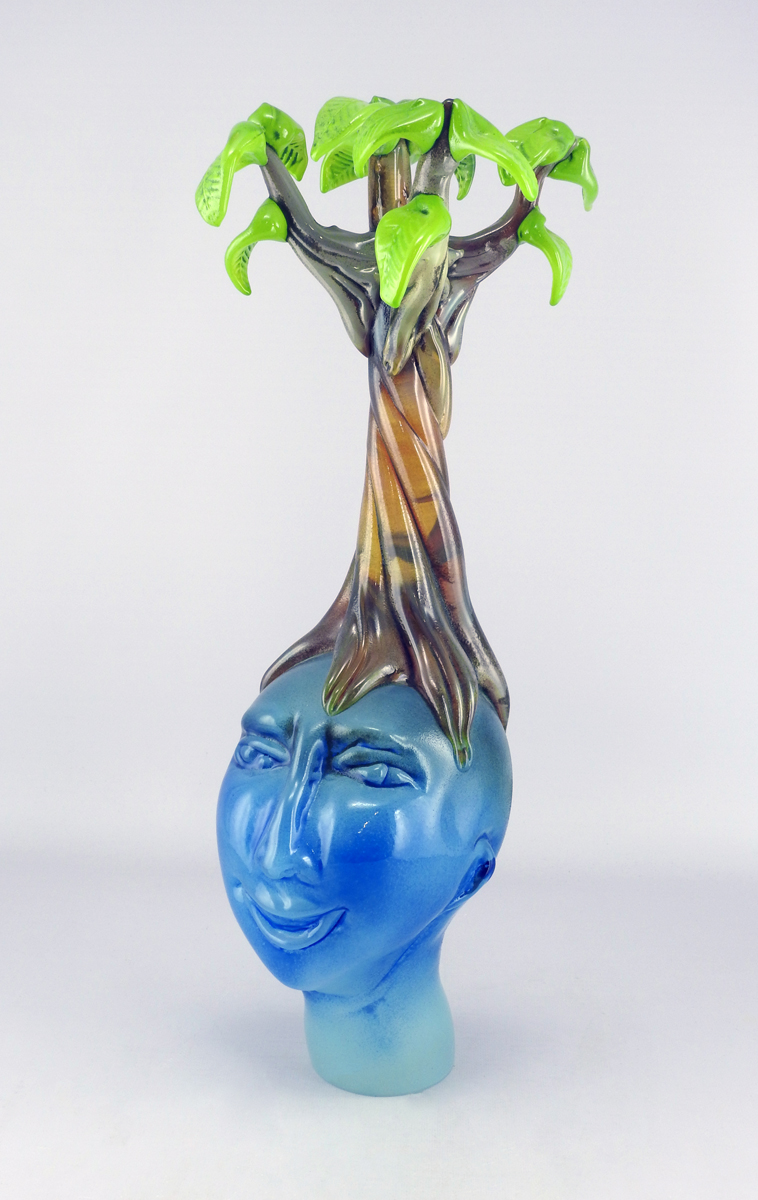 Spring Tree Head by  Alexis Silk - Masterpiece Online
