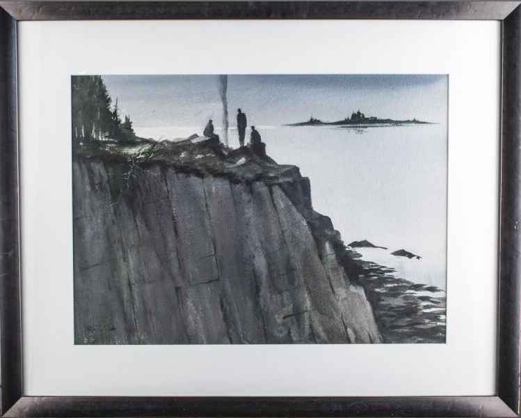 Seaside View by  Ray Ellis - Masterpiece Online