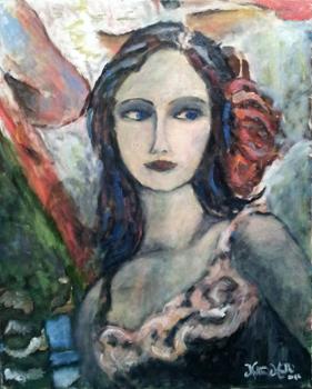 Flirtacious Temptation by  Matthew Morillo - Masterpiece Online