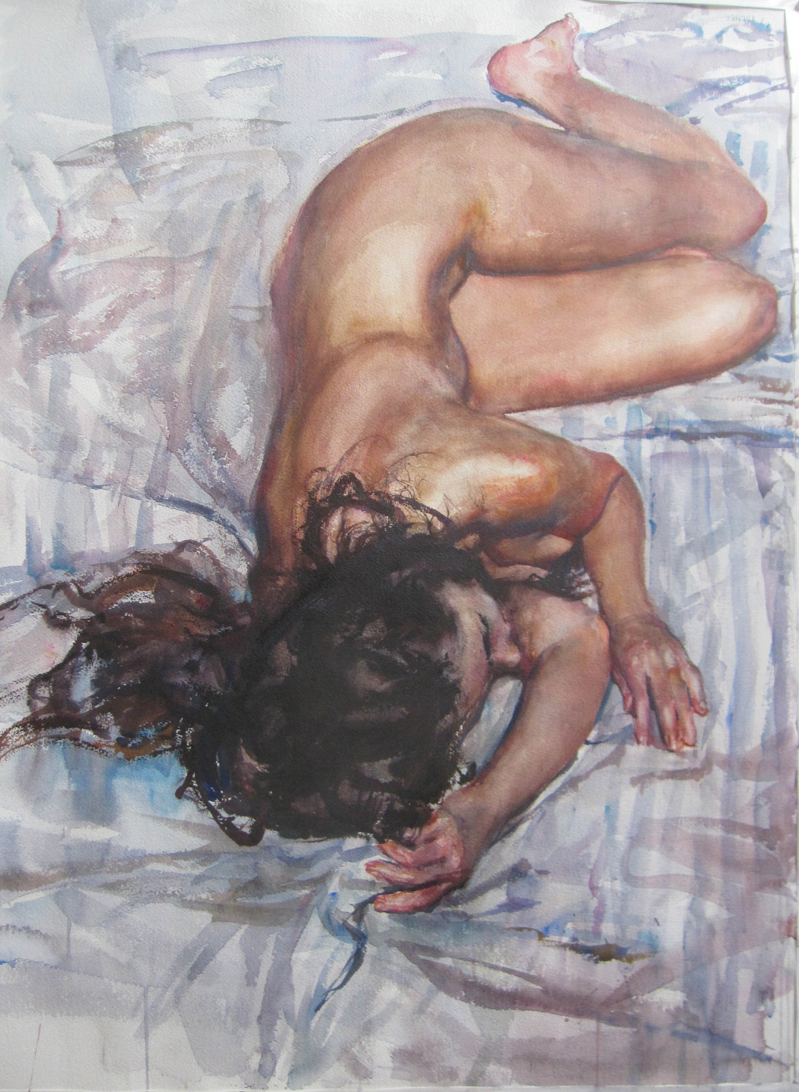 While She Slept by  Daud Akhriev - Masterpiece Online