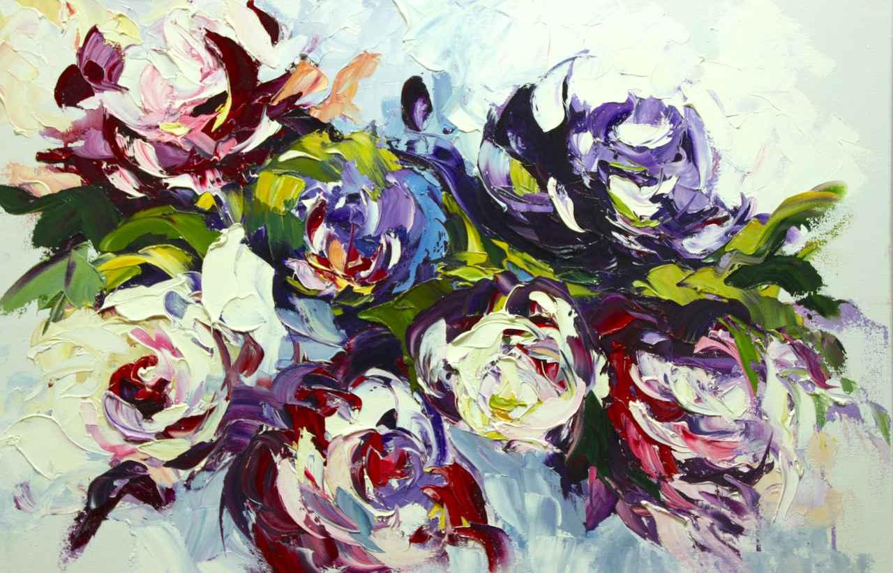 Opposites Attract by  Rachelle Brady - Masterpiece Online