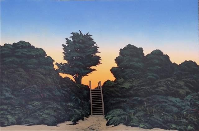 Stairway to Heaven by  Scott Terry - Masterpiece Online