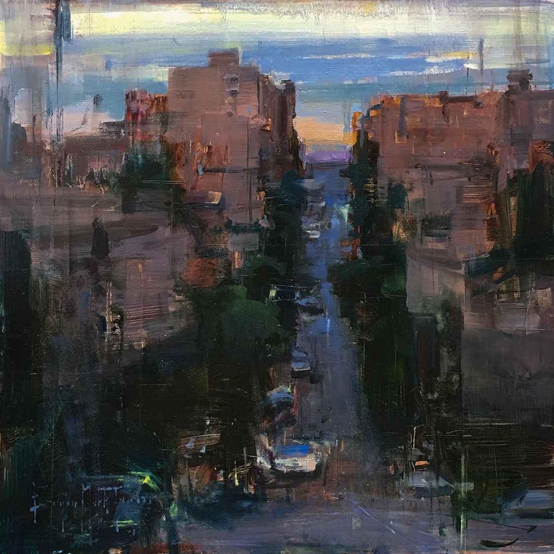 Union Street  by  Bryan Mark Taylor