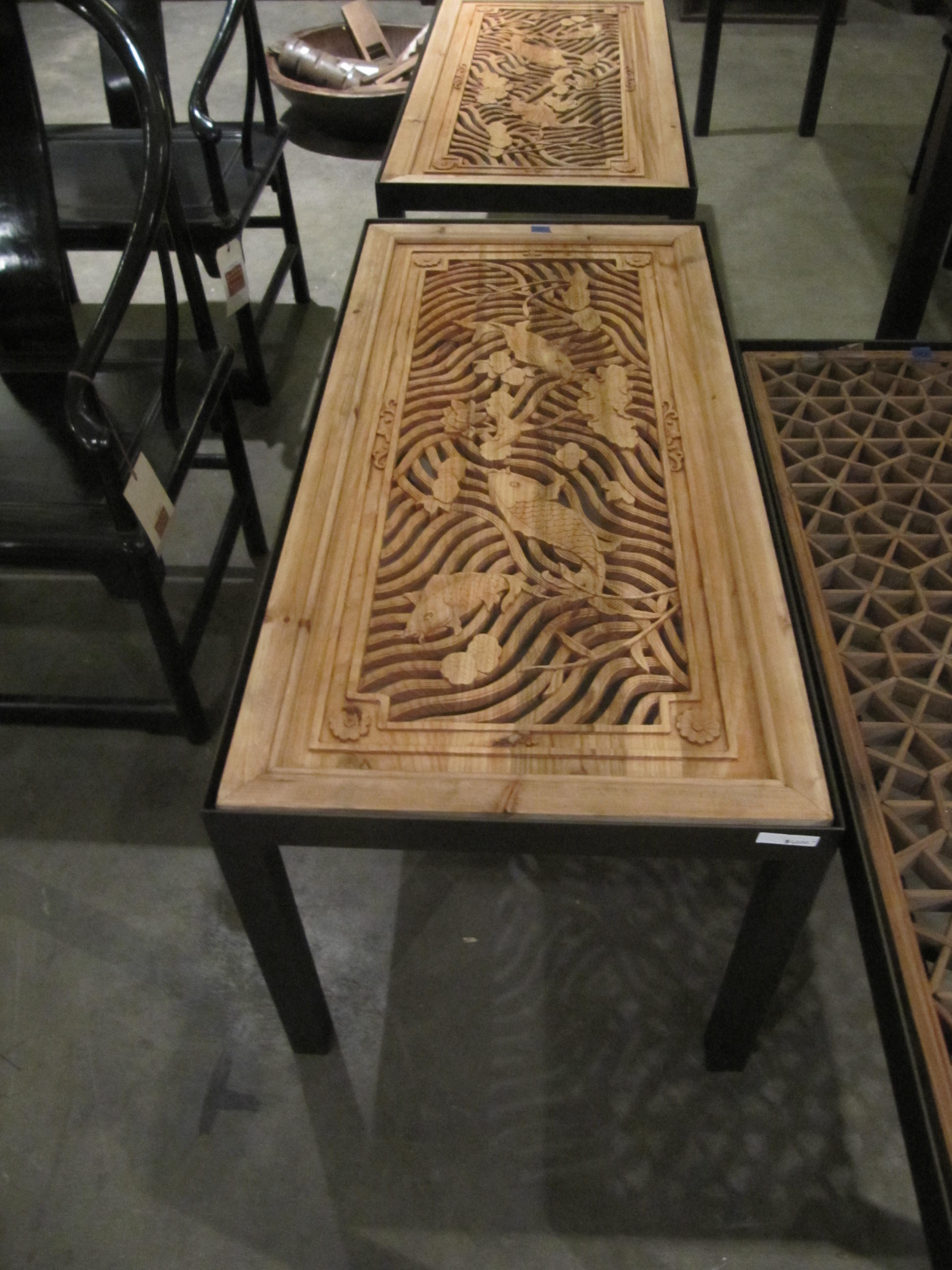 CUSTOM PANEL TABLE by    - Masterpiece Online