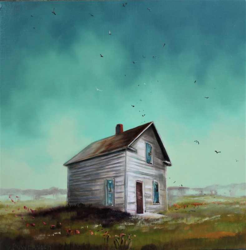 Abandoned I by  Steve Bowersock - Masterpiece Online