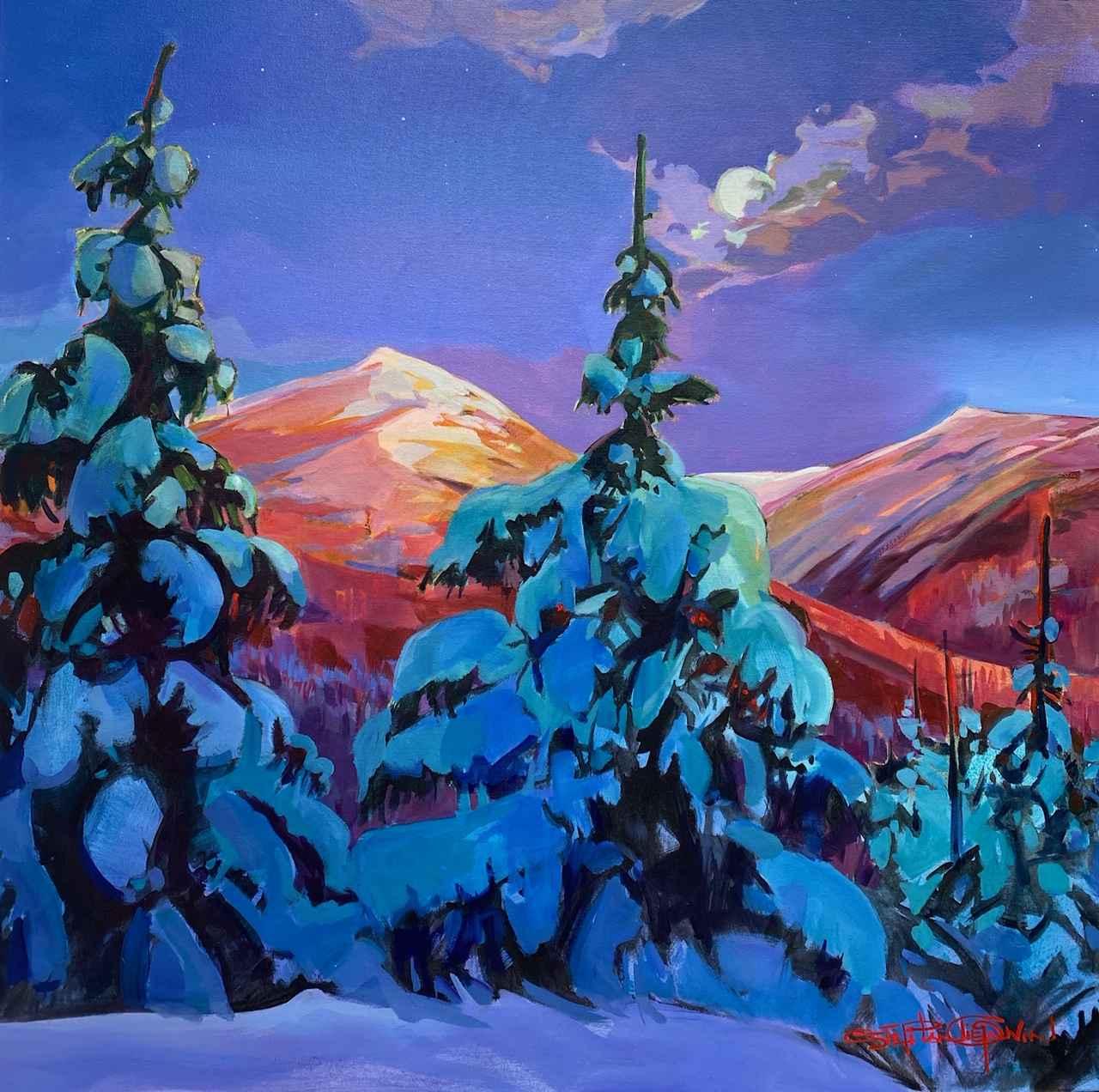 Moonshine by  Stephanie Gauvin - Masterpiece Online