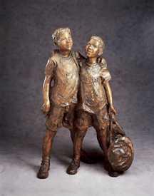 Stand By Me (LS) 3/17 by Ms. Jane DeDecker - Masterpiece Online
