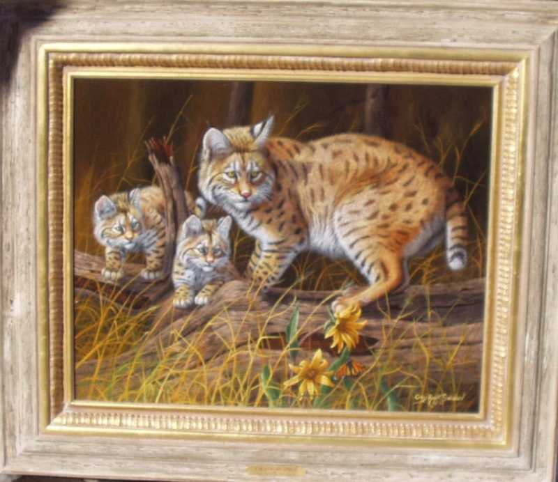 The Curious Ones by  Gary Robert Swanson - Masterpiece Online