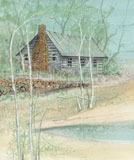 DP-SECRET HIDEAWAY by  P. Buckley Moss  - Masterpiece Online