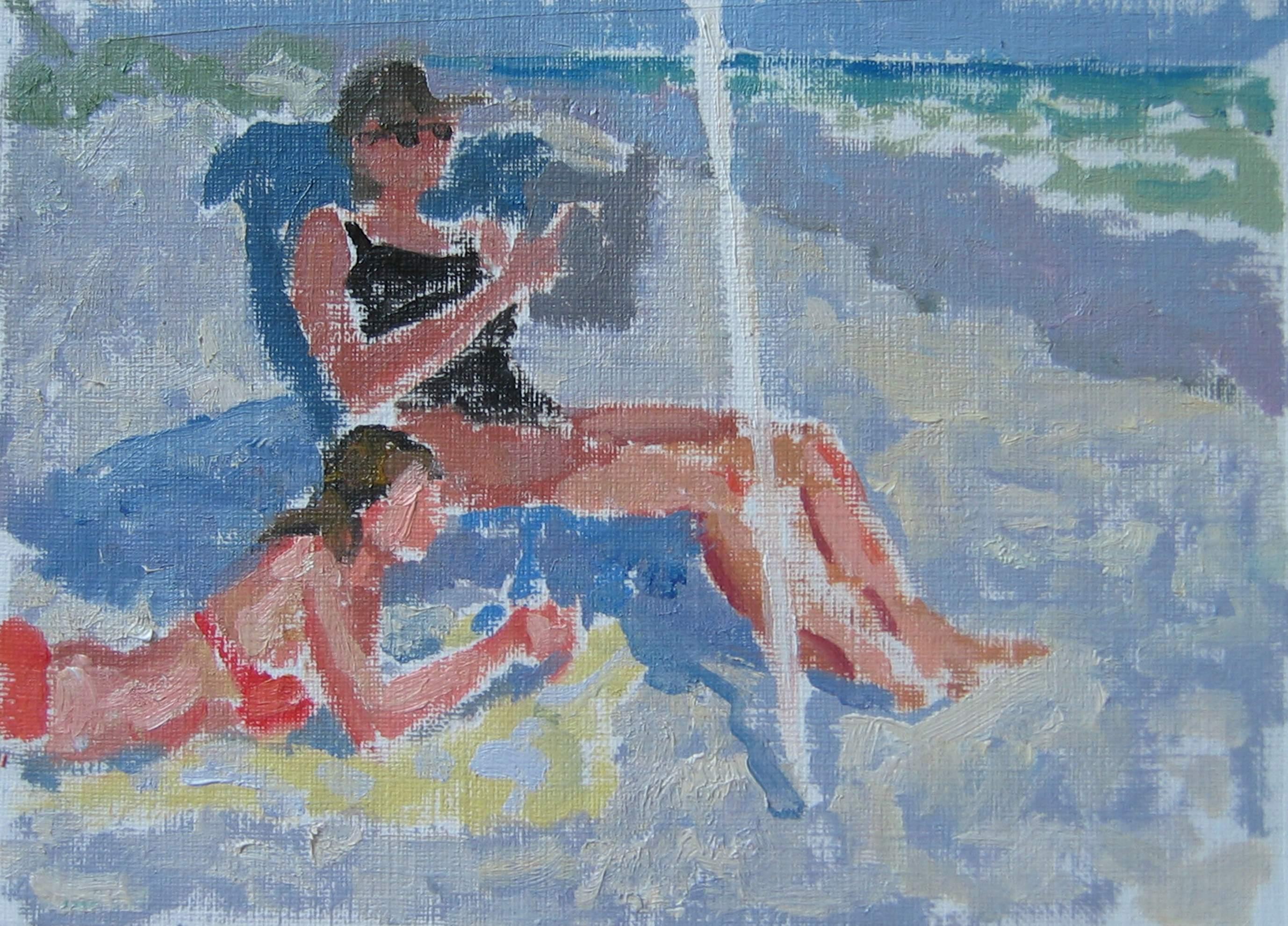 New Friends by  Melissa Hefferlin - Masterpiece Online