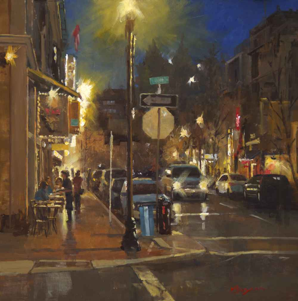 Night Life  by  Richard Boyer
