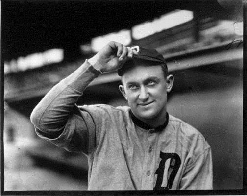 Ty Cobb by   None - Masterpiece Online