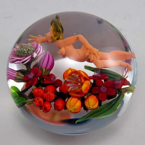 Lg Figure w/Half Wrea... by  Clinton Smith - Masterpiece Online