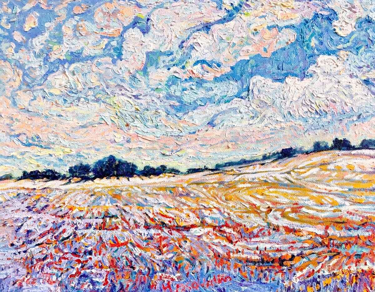 New Snow by  Heather Pasqualino - Masterpiece Online