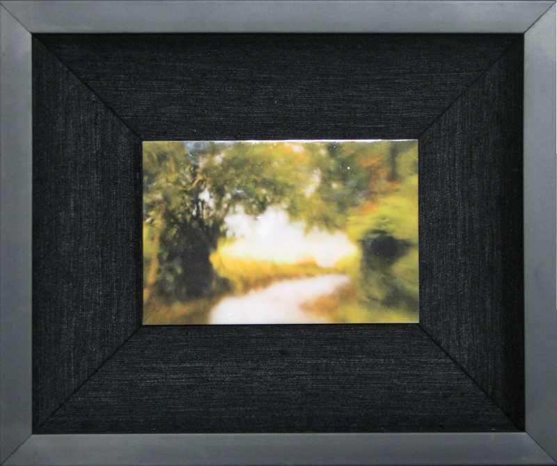 Makua Rain (A Still P... by  Valerie Yong Ock Kim - Masterpiece Online