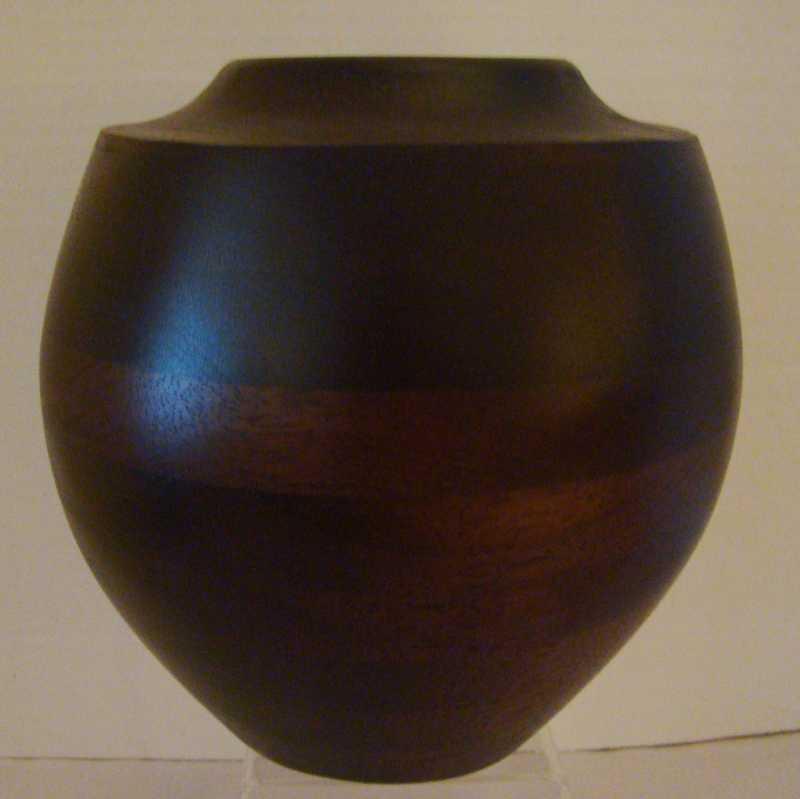 RSP057 Walnut Open Ve... by  Robert A. St. Pierre - Masterpiece Online
