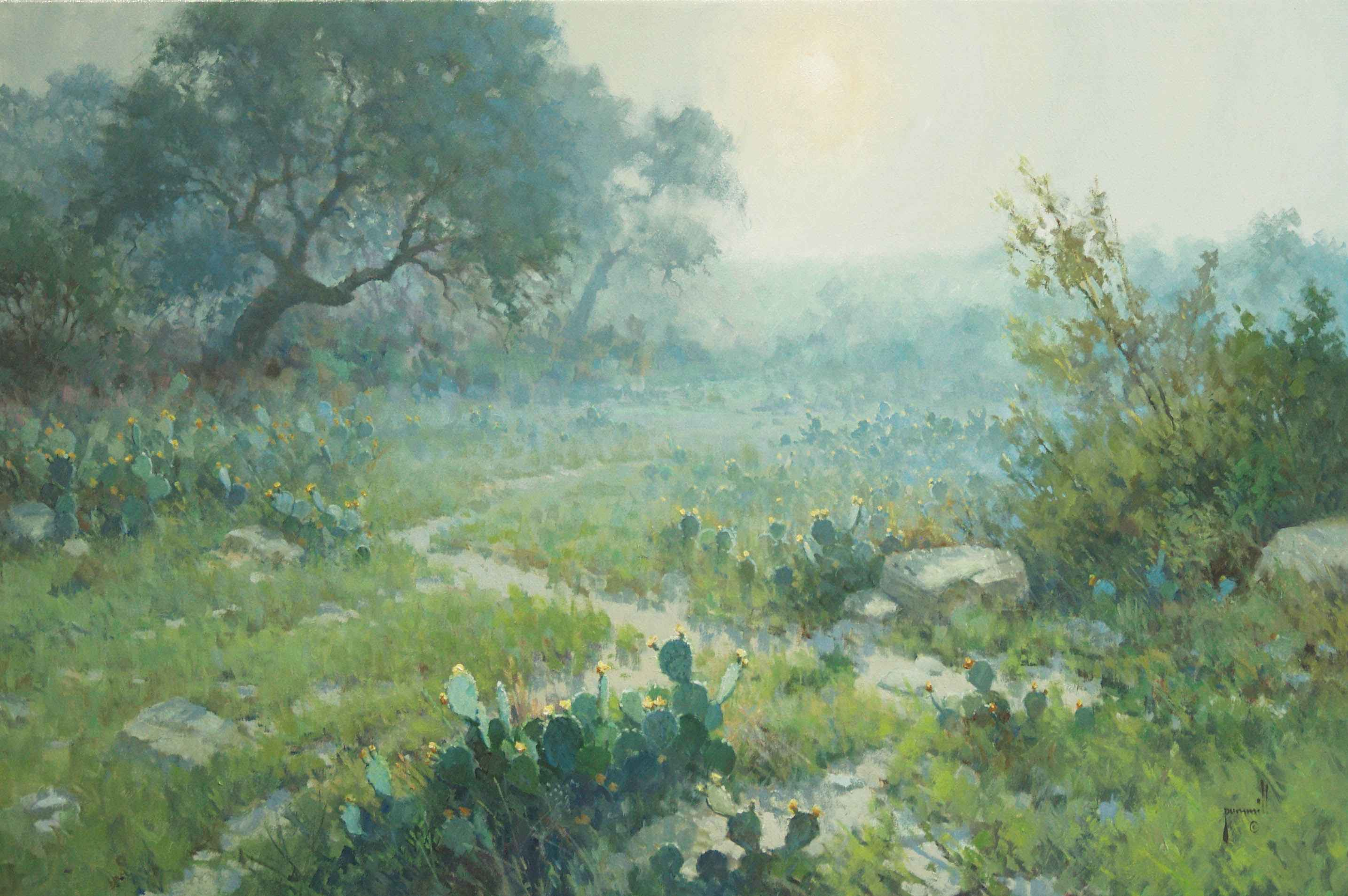 A Misty May Morning by Mr. & Mrs. Robert Pummill - Masterpiece Online