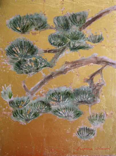 Pines by  Suzanne Simson - Masterpiece Online
