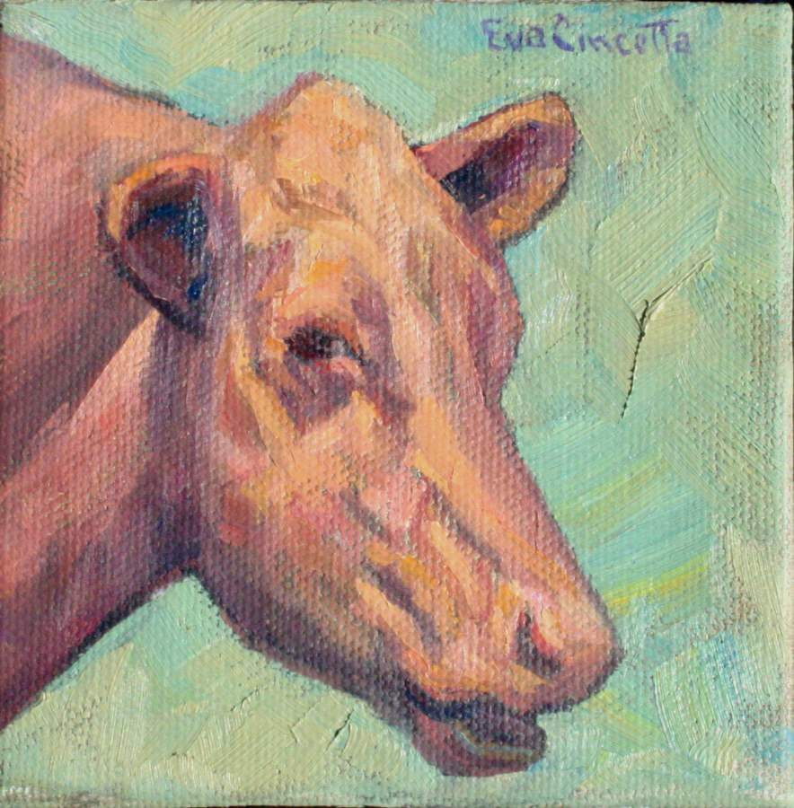Skeptical by  Eva Cincotta - Masterpiece Online