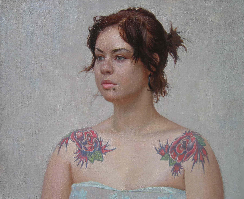 Emily by  Daud Akhriev - Masterpiece Online